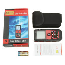 750 Meters To Feet by Amazon Com Laser Distance Measure 131ft 40m Mini Handheld Digital