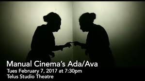 manual cinema u0027s ada ava chan centre