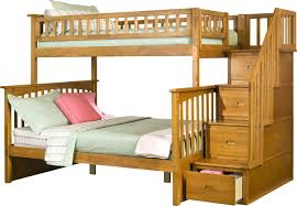 Twin Over Full Bunk Bed Designs by Ideas Twin Over Full Bunk Bed With Stairs