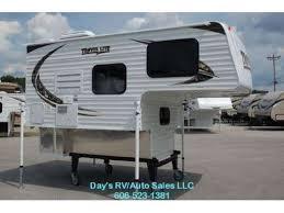 Truck Bed Trailer Camper Truck Camper Rvs Campers U0026amp Motorhomes For Sale Rvtrader Com
