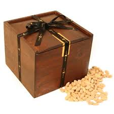 where can i buy a gift box italian black truffle almonds in wooden gift box buy italian