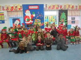 senior infants u0027 christmas play st u0027 national bushypark