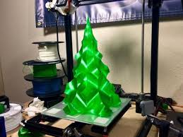 Christmas Tree Without Decorations by 3ders Org 3ders U0027 Top 15 3d Printed Christmas Ornaments And