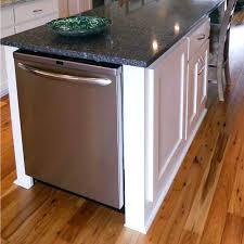 kitchen islands with dishwasher amazing kitchen island with dishwasher ideas sink and photogiraffe