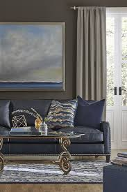 Navy Blue Leather Sofa Luxury Navy Blue Leather Sofa 54 About Remodel Living Room Sofa