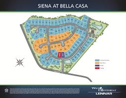 summerlin new home plan in siena at bella casa by lennar