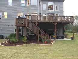 Landscaping Around House by Curves Like Lombard Street Landscaping Ideas Basements And Decking