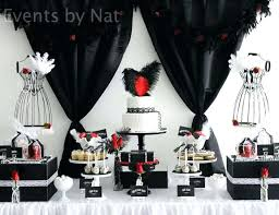 40th birthday decorations and black 40th birthday decorations roaring 19 white