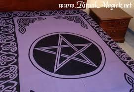Pentacle Rug Ritual Magick Wiccan Supplies U0026 Pagan Tools At Ritual Magick