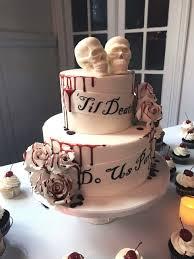 skull wedding cakes modern wedding cakes finespun