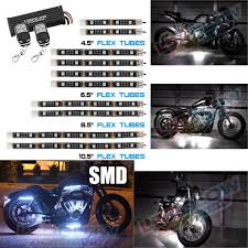 white led motorcycle light kit advanced white smd led motorcycle light kit 10 piece lu mc smd