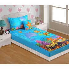 aapno rajasthan single bed floral print single bedsheet set buy