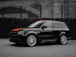 kahn land rover project kahn releases the range rover sport vesuvius edition