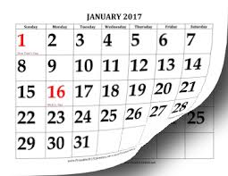 print calendars for 2017 printable 2017 calendar