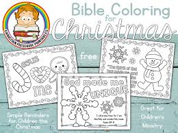 adorable christmas coloring pages children