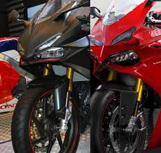 is it just me or is the new honda cbr250rr front design is just