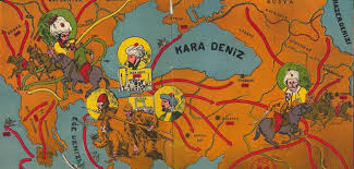 The Ottoman Turks Turkey S New Maps Are Reclaiming The Ottoman Empire Foreign Policy