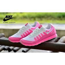 Sepatu Nike Elevenia sepatu nike airmax cewek wanita sneaker casual sport ungu putih