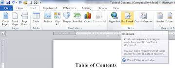 How To Do A Table Of Contents The World Of Ryallon How To Make A Clickable Table Of Contents In