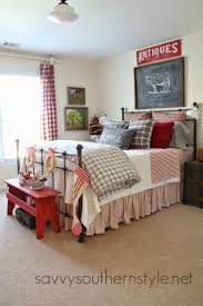 244 best farmhouse style images on pinterest savvy southern savvy southern style farmhouse guest room christmas