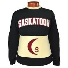 saskatoon sheiks hockey sweater ebbets field flannels