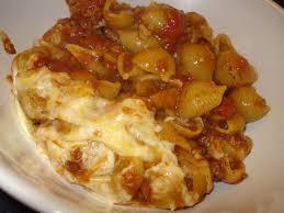 cuisiner sans viande presque végé casserole de coquillettes à l oignon et au sans viande