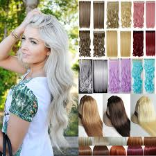 24 inch extensions aliexpress buy 11colors mix colpr clip in hair extensions