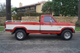Ford F250 Used Truck Bed - 1986 ford f 250 xlt stock 499 for sale near torrance ca ca