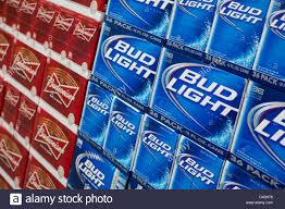 bud light draught ball cold box bud light beer stock photos bud light beer stock images alamy