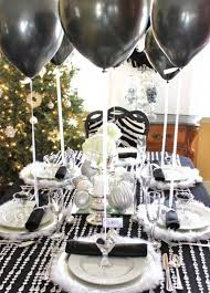10 chic ideas for winter party décor brit co