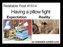 Pillow Fight Meme - pillow fight demo posters pinterest