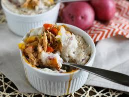 small batch thanksgiving dinner turkey shepherd s pie of