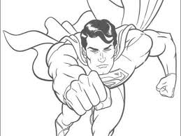printable superman coloring pages coloring sheet coloring pages