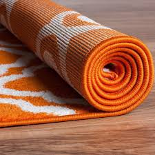 orange and grey area rug durable area rugs roselawnlutheran