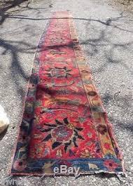 18 Foot Runner Rug Vintage Rare 2nd Of Extra Long Persian Runner Rug18 Feetbijar For