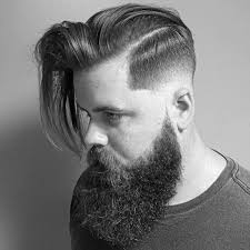 hairdressing styles 76 year old with long hair cool 25 dashing short on sides long on top haircuts be creative