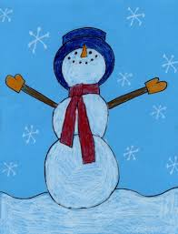 art projects for winter art pinterest for kids crayons and