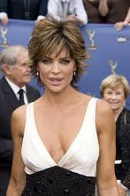 what is the texture of rinnas hair lisa rinna s hair