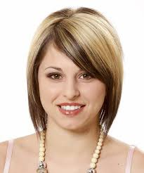 best hairstyles for bigger women best short straight hairstyles for fat women with side bangs