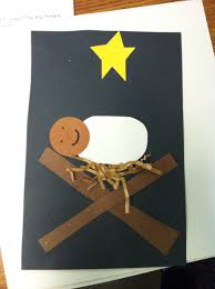 christmas baby jesus craft mrs dorsey u0027s class things we have