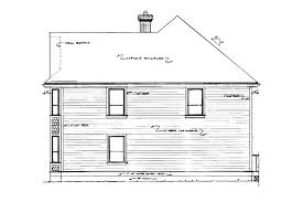 Colonial House Plan by Victorian House Plans Astoria 41 009 Associated Designs