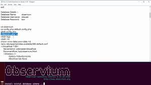Rrd Help Desk How To Install Observium On Ubuntu Linux Youtube