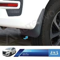 Toyota Calya Karpet Lumpur Mud Guard Aksesoris Jsl jual jsl mud guard aksesoris murah dan terlengkap