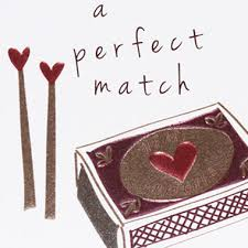 happy anniversary cards a match happy anniversary card karenza paperie