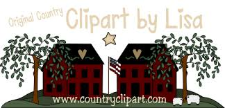 christmas and winter clip art collection cute country christmas