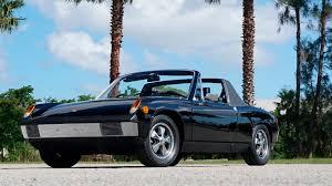 classic convertible porsche porsche 914
