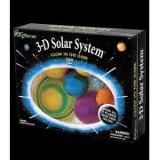 glow in the 3 d solar system walmart