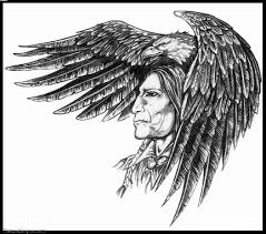 indian cherokee warrior tattoo design photo 3 2017 real photo