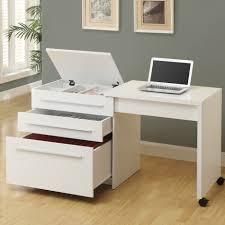 Modern White Office Desk Office Furniture Modern Office Desk Furniture Expansive Marble
