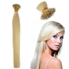 white hair extensions white 60 100s nano ring tip human hair extensions 100g
